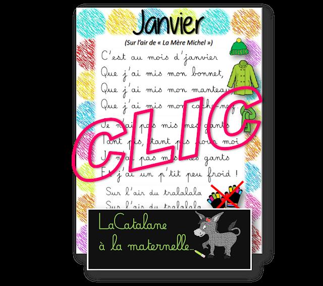 Janvier (air de La Mère Michel) - LaCatalane