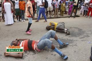 "Lady Dies While Doing ""One Corner"" Dance Craze In Ghana"