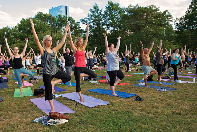 yoga classes boston
