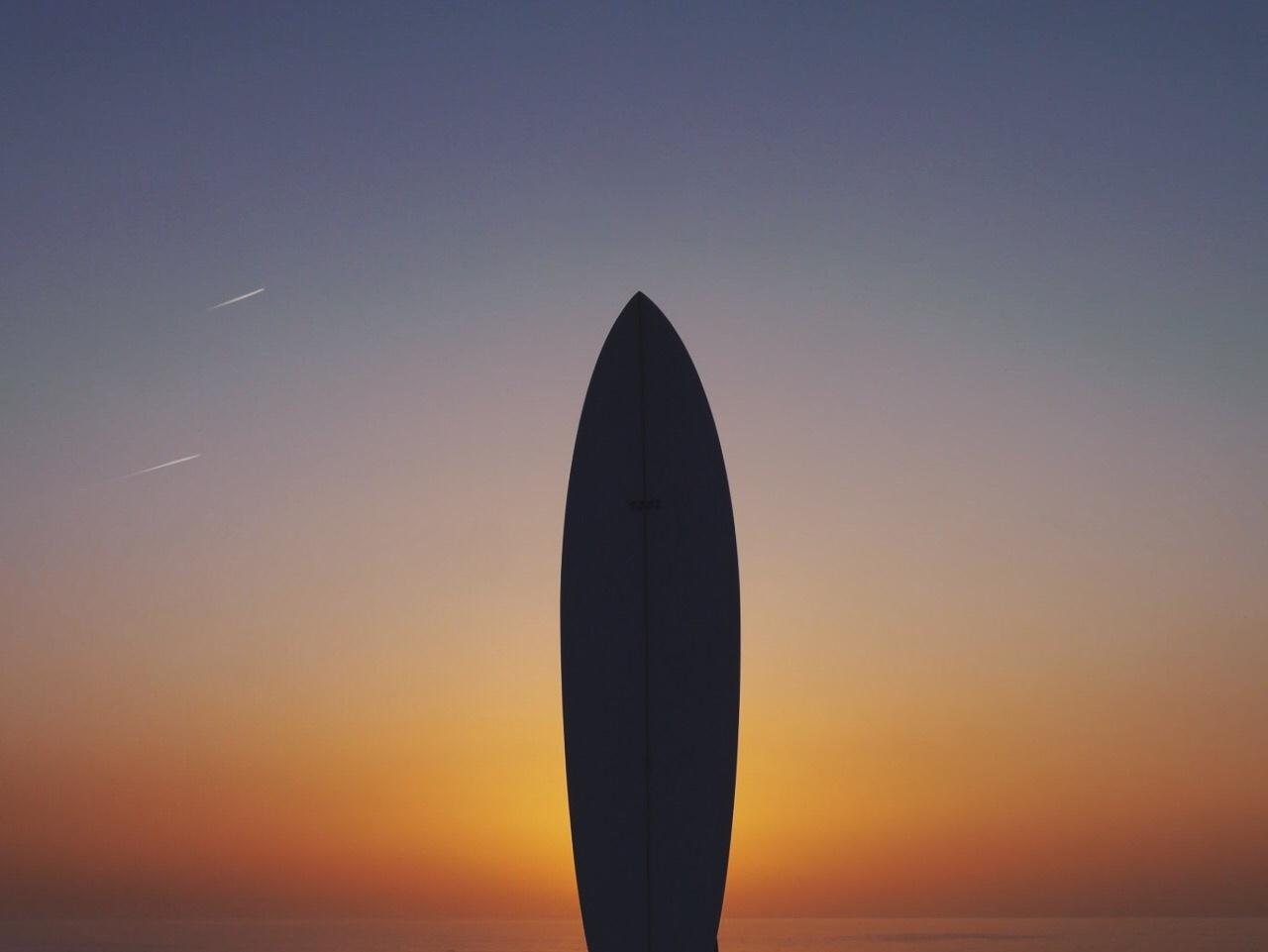 Lunokhod sunset ©SurfinEstate