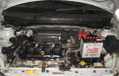 Foto Mesin Toyota Etios Valco