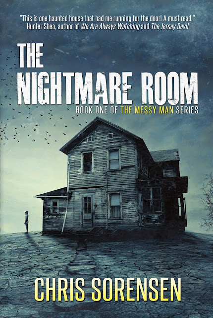 The Nightmare Room (The Messy Man Series Book 1) by Chris Sorensen