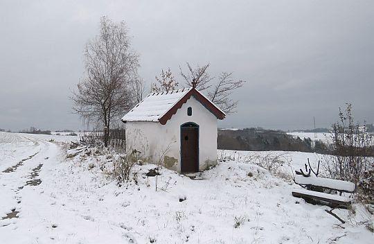 Kapliczka Świętej Trójcy.