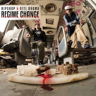 Ripshop & Reel Drama - Regime Change (2016) - Album Download, Itunes Cover, Official Cover, Album CD Cover Art, Tracklist