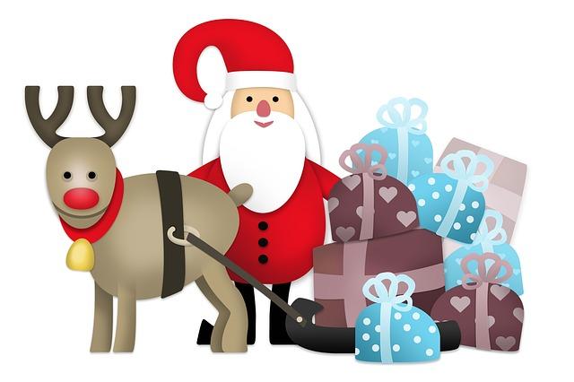 Canta a la Navidad con los Renos
