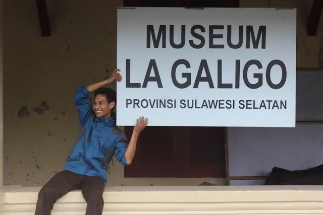 Museum La Galigo, Naskah SastraTerpanjang di Dunia