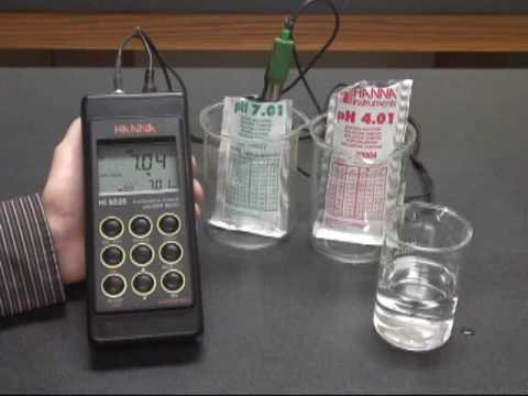 Cara Kalibrasi pH Meter