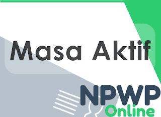 Syarat Pengaktifan NPWP Non Efektif