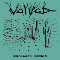 "Το single των Voivod ""Obsolete Beings"""