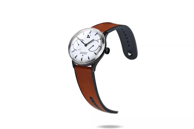 ساعة ذكيّة ذاتية الشحن من قبل شركة Sequent