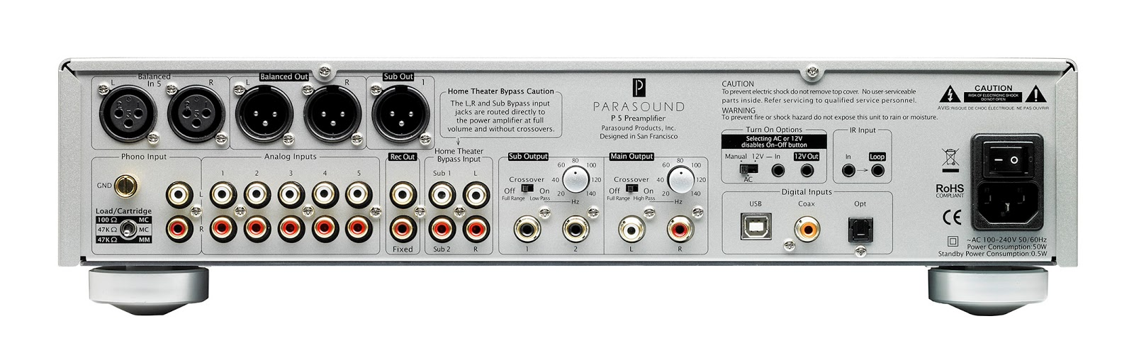 Is the Parasound Halo P5 the best preamp under $1,000