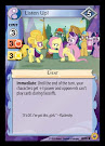 My Little Pony Listen Up! Friends Forever CCG Card