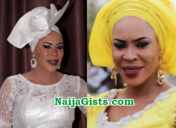fathia balogun brother wedding
