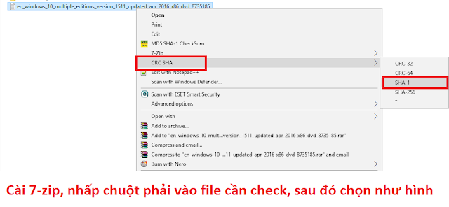 Bộ cài Windows 10 Enterprise LTSC 2019, Version 1809, OS Build