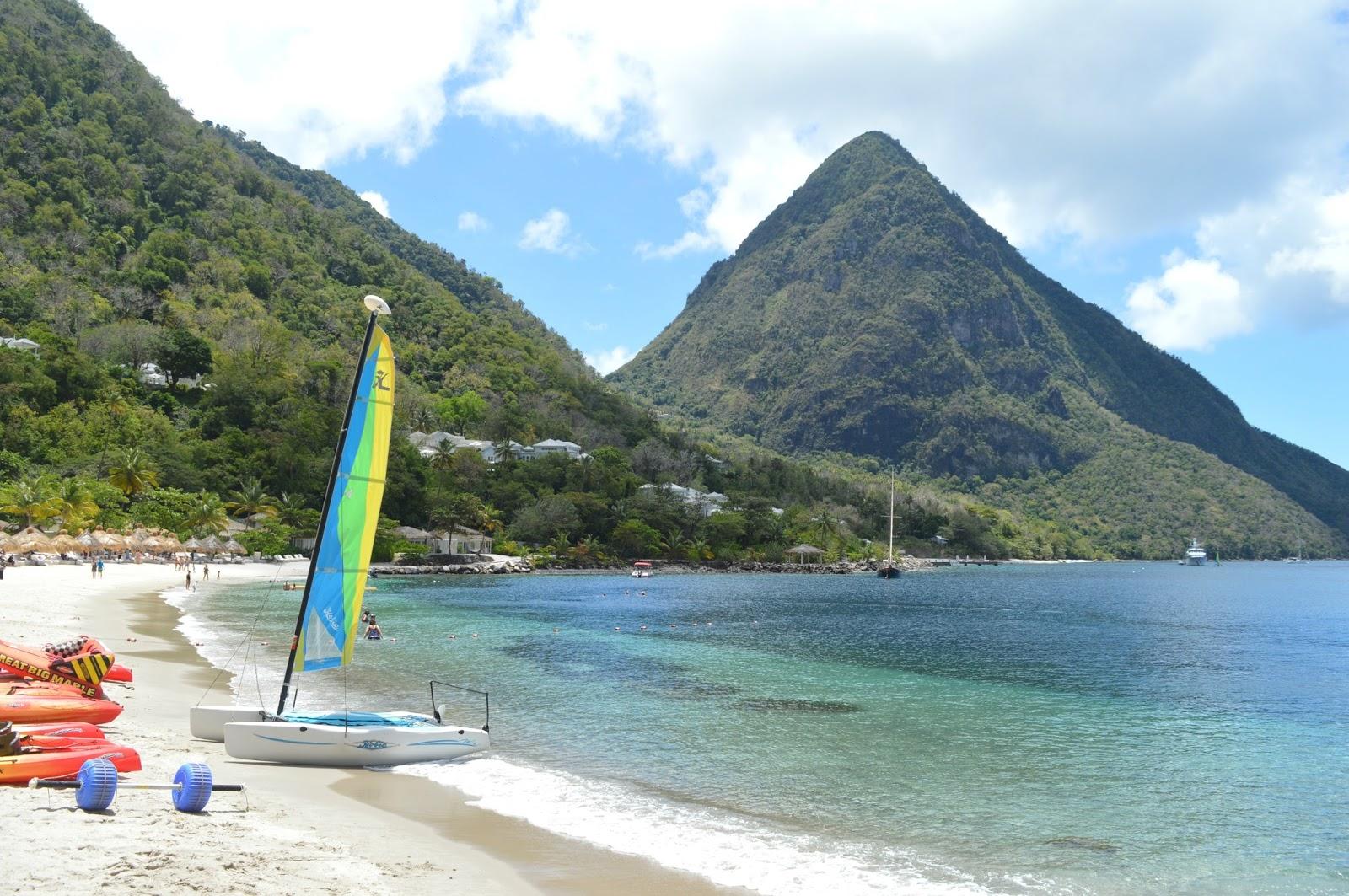 Jalouise Beach St Lucia
