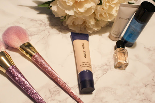 Danielle Levy, Giorgio Armani, Giorgio Armani Face Fabric Foundation, Face Fabric Foundation, beauty blogger, Liverpool blogger,