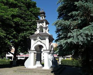 Пінськ. Бароккова каплиця