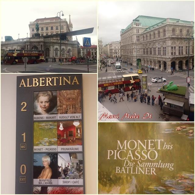 Albertina Wien - Albertina Art Gallery Vienna