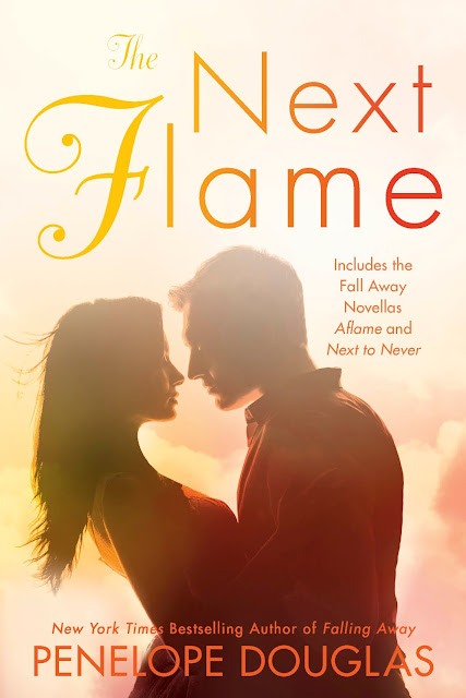 DOUBLE COVER REVEAL: Next to Never & The Next Flame by Penelope Douglas