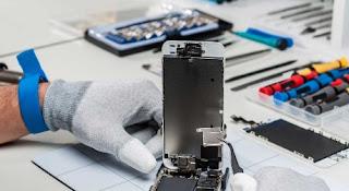 riparare smartphone