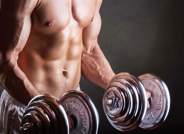 musculos naturalmente passam segurança as mulheres