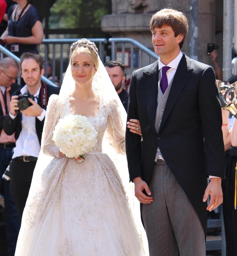 Royal Wedding in Hanover: The Bridal Couple