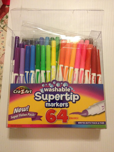 CraZArt, waterbased markers, art supply review