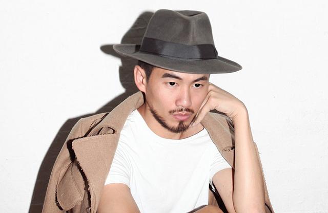 Han Chong, fundador de la firma de vestidos Self-Portrait