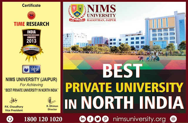 Best Private University in North India | Time Research | India News