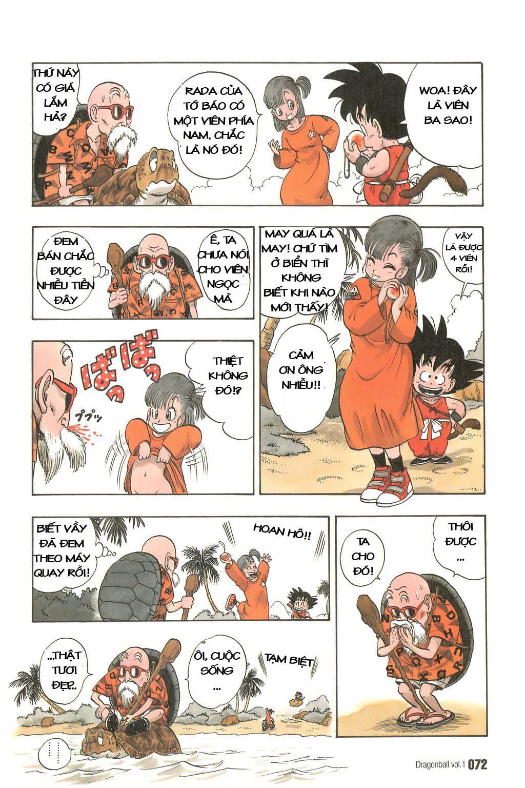 Dragon Ball chap 4 trang 10