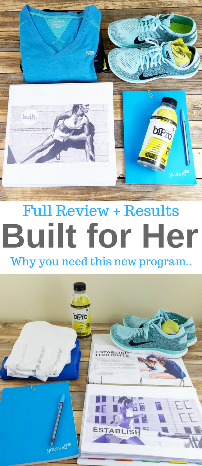 Built for Her from Amber Dodzweit Review and Results + Promo Code