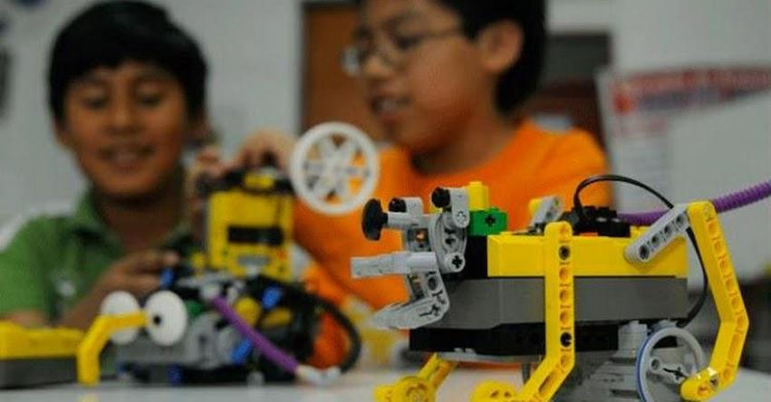 Mil escolares de Comas recibirán clases gratuitas de robótica en la Universidad Nacional de Ingeniería - UNI