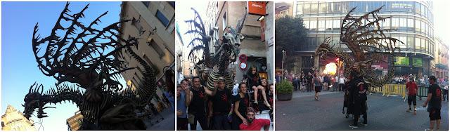 Sabadell, Composites, Drac Antonot