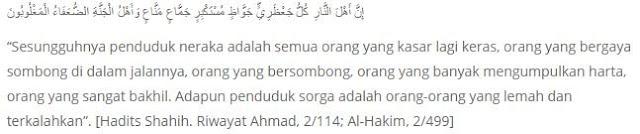 Hadis Shahih. Riwayat Ahmad, 2/114:Al-Hakim, 2/499