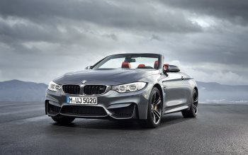 Wallpaper: BMW M4 Convertible 2014 Cars