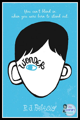 In Wonder by R.J. Palacio, August can't hide his differences. They are as plain to see as the misshapen nose on his face. Despite his physical deformities, his parents decide that he will attend a traditional middle school after years of homeschooling. At first, August struggles to fit in as many of his peers cannot accept his differences, but over time, just being himself is enough to win them over.
