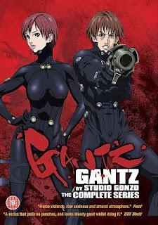 جميع حلقات وفيلم انمي Gantz مترجم عدة روابط