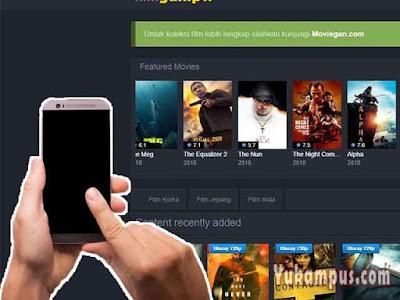 situs download film hp android