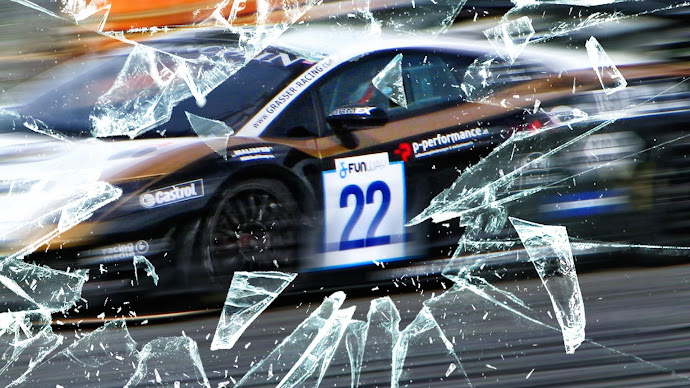 Wallpaper: Racing Car Digital Art