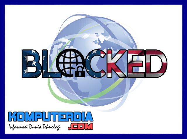 Cara membuka situs / web yang di blok internet positif indonesia