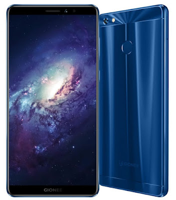Gionee M7 Power with 6-inch FullView Display, 5000mAh Battery Launched