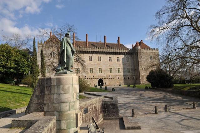Roteiro de dois dias em Guimarães