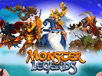 Monster Legends MOD v4.5.2 (Unlimited Everything) Terbaru Download