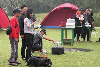 Bimtek Pengoperasian Drone Lingkup KLHK