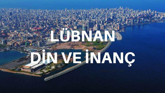 lübnan dini