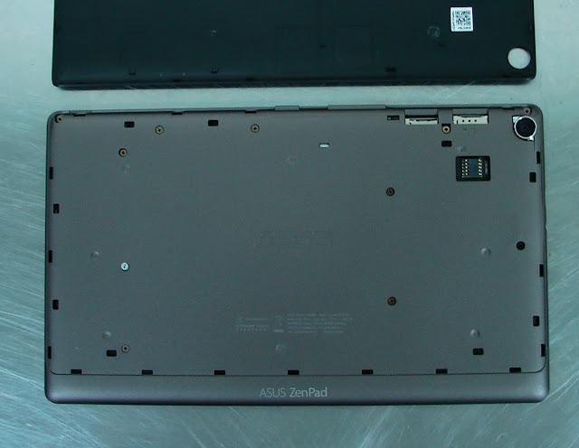 喇叭、擴充電源、平板「三位一體」的 ASUS ZenPad Z380KL + Audio Cover - 18