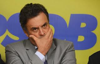 Andrade Gutierrez tenta se antecipar à Lava Jato e mira golpista Aécio Neves