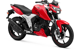 best sports bike in India under 1 lakh, Tvs apache 160 4v