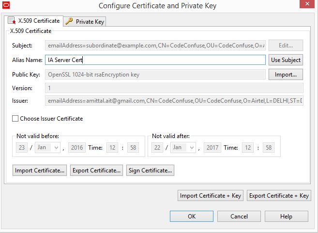 Oracle API Gateway 12c : Getting started with     - Code Confuse