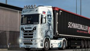 Scania S 2016 Game of Thrones Skin